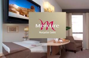 hotel montpellier mercure