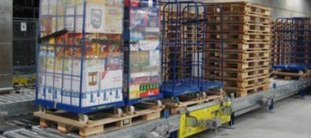 transport de palettes : les avantages